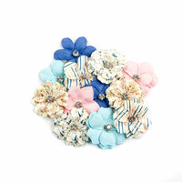 Prima - Golden Coast Collection - Flower Embellishments - Catalina Harbor