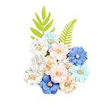 Prima - Golden Coast Collection - Flower Embellishments - Redondo