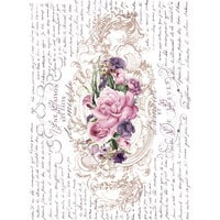 Maisie and Willow - Decor Transfers - Floral Poems