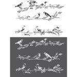 Re-Design - Decor Transfers - Birds & Berries