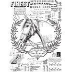 Re-Design - Decor Transfers - Fine Horsemen