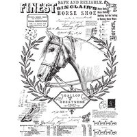 Re-Design - Decor Transfers - Fine Horsemen