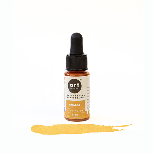 Prima - Art Philosophy - Concentrated Watercolors - Ginger