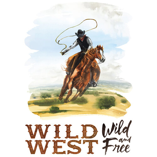 Re-Design - Transfers - Wild West