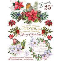 Re-Design - Transfers - Christmas Greetings