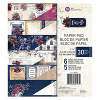 Prima - Darcelle Collection - 6 x 6 Paper Pad