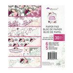 Prima - Pretty Mosaic Collection - 6 x 6 Paper Pad