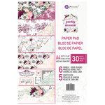 Prima - Pretty Mosaic Collection - A4 Paper Pad