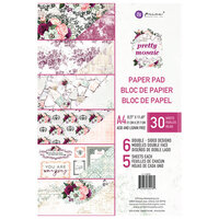 Prima - Pretty Mosaic Collection - A4 Paper Pad