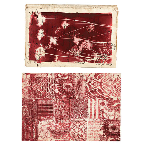Re-Design - Transfers - Botanical Print