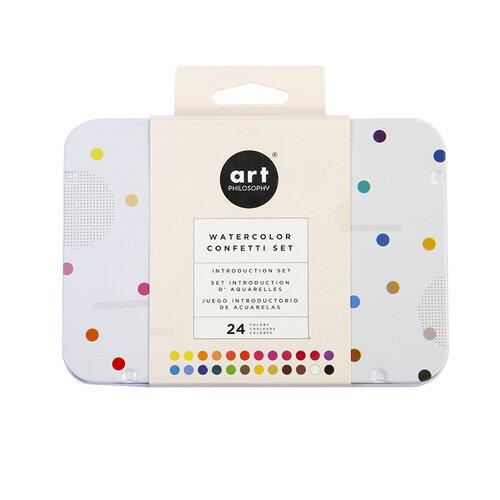 Prima - Art Philosophy - Watercolor - Confetti Set