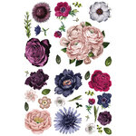 Re-Design - Transfers - Lush Floral II