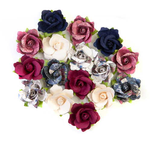 Prima - Darcelle Collection - Flower Embellishments - Memories Recovered