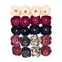 Prima - Darcelle Collection - Flower Embellishments - Left Behind