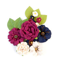 Prima - Darcelle Collection - Flower Embellishments - Recollections