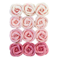 Prima - Dulce Collection - Flower Embellishments - Miracles and Unicorns