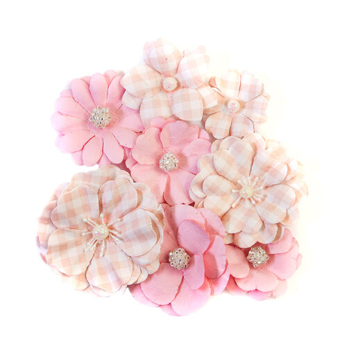Prima - Dulce Collection - Flower Embellishments - Divina