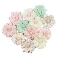 Prima - Dulce Collection - Flower Embellishments - Full Heart