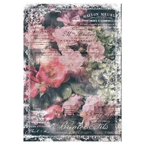 Re-Design - Mulberry Tissue - Celeste