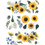 Re-Design - Transfers - Sunflower Fields