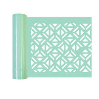 Re-Design - Stencil - Stick and Style Roll - Irregular Triangles