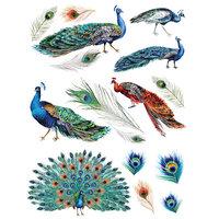 Re-Design - Transfers - Peacock Dreams