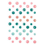 Prima - Surfboard Collection - Say It In Crystals - Self Adhesive Jewels