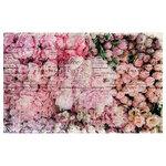 Re-Design - Decoupage Decor Tissue Paper - Flower Market