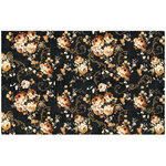 Re-Design - Decoupage Decor Tissue Paper - Dark Floral