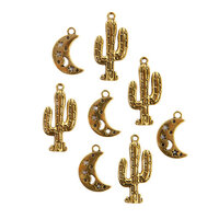 Prima - Golden Desert Collection - Metal Embellishments 2