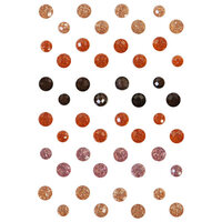 Prima - Golden Desert Collection - Self Adhesive Jewels