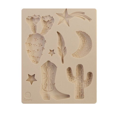 Prima - Golden Desert Collection - Silicone Mould