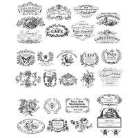 Re-Design - Transfers - Classic Vintage Labels