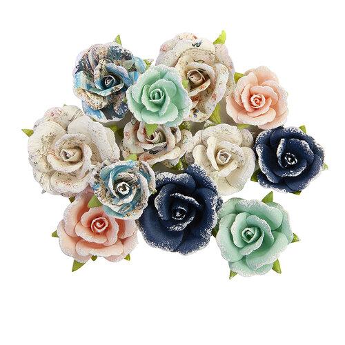 Prima - Capri Collection - Flower Embellishments - Paraiso Shore