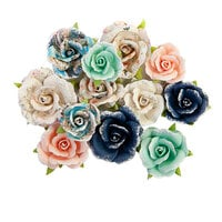 Prima - Capri Collection - Flower Embellishments - Paraiso Shore