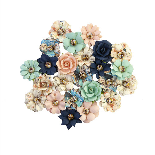 Prima - Capri Collection - Flower Embellishments - Lazaretto