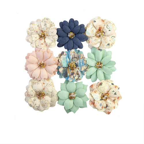 Prima - Capri Collection - Flower Embellishments - Amalfi