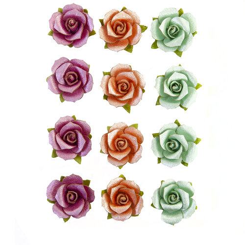 Prima - Surfboard Collection - Flower Embellishments - Beach Break