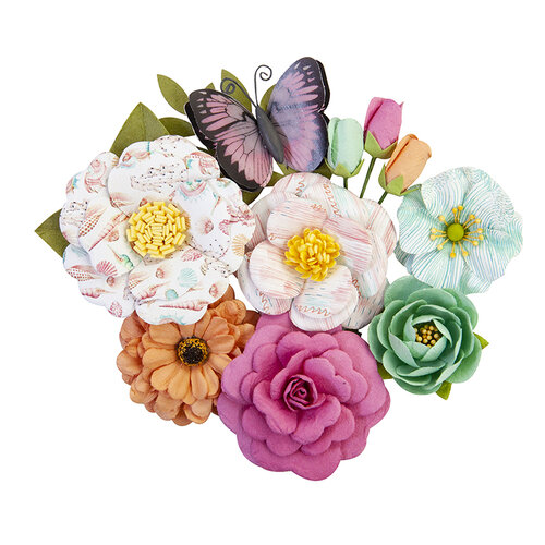 Prima - Surfboard Collection - Flower Embellishments - Endless Summer