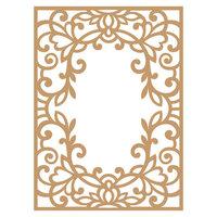 Prima - Chipboard Embellishments - Vine Frame