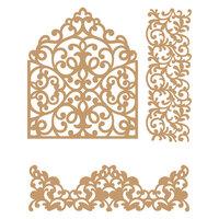 Prima - Chipboard Embellishments - In The Garden