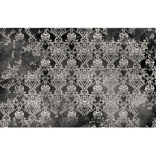 Re-Design - Decoupage Decor Tissue Paper - Dark Damask