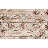 Re-Design - Decoupage Decor Tissue Paper - Shabby Floral