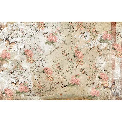 Re-Design - Decoupage Decor Tissue Paper - Botanical Imprint