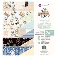 Prima - Nature Lover Collection - 12 x 12 Paper Pad