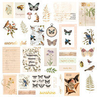 Prima - Nature Lover Collection - Ephemera - Set One
