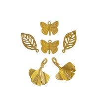 Prima - Nature Lover Collection - Metal Charms
