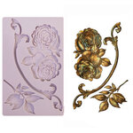 Re-Design - Decor Mould - Victorian Rose