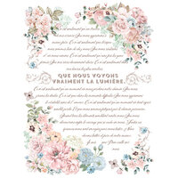 Re-Design - Transfers - Pure Light Floral