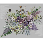 Re-Design - Decor Transfers - Vigorous Violet